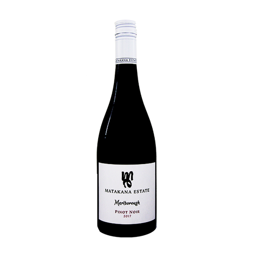 Matakana Estate Pinot Noir 2017 Marlborough