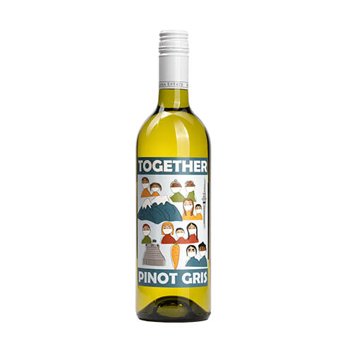 TOGETHER Pinot Gris 750ml