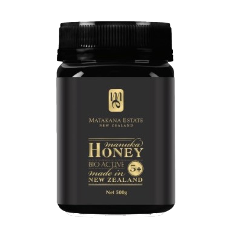 Matakana Estate Manuka Honey 5+ UMF 500ml