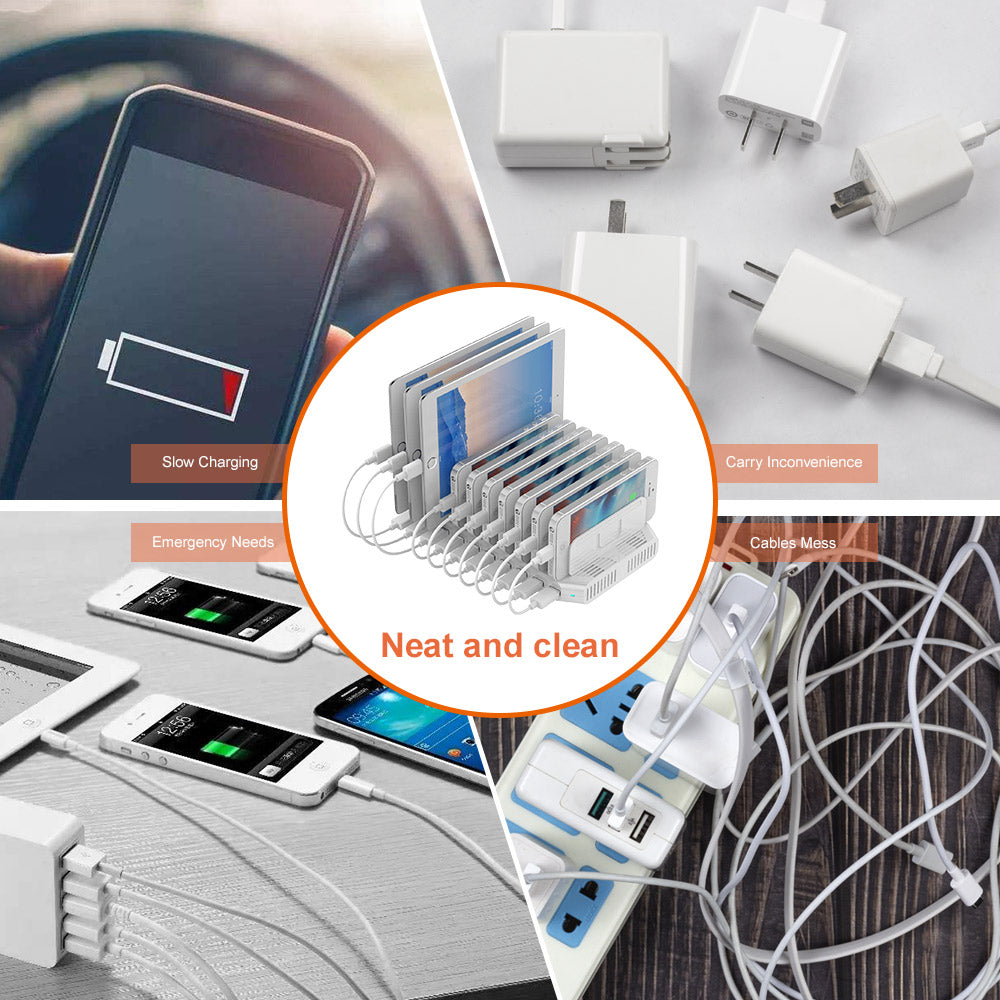Recommend a Multi USB Charging Hub