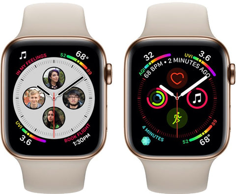 Apple Released watchOS5.2.1  Rainbow Dial with Hypnosis Function