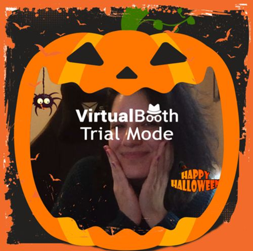 Celebrate a Virtual Halloween With an Online Photo Booth