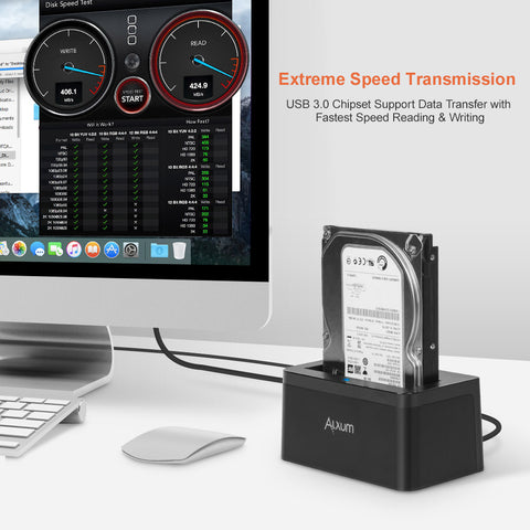 Hard Drive Docking Station SATA 2.5 3.5 inch USB 3.0
