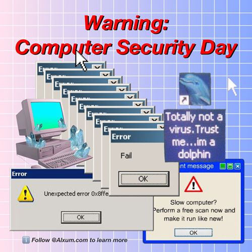 How to Participate in Computer Security Day?