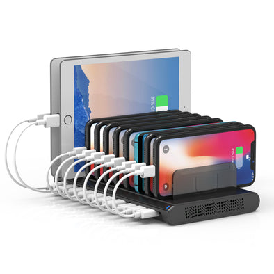 10 Ports Multi Device Charging Station 60W