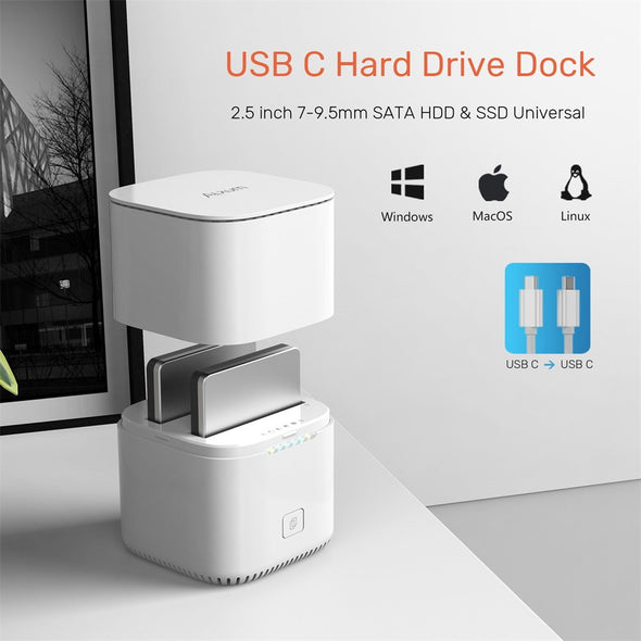 "2.5"" SATA Hard Drive Docking Station"