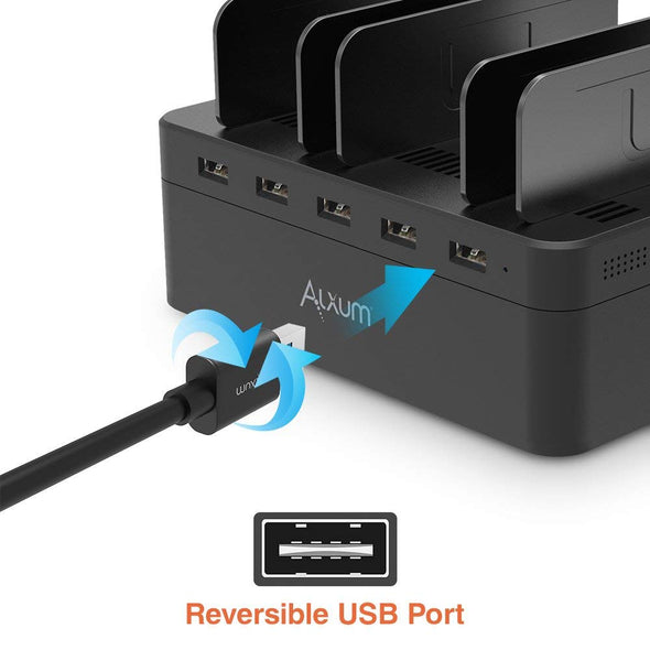 Alxum Multi Port USB Charger