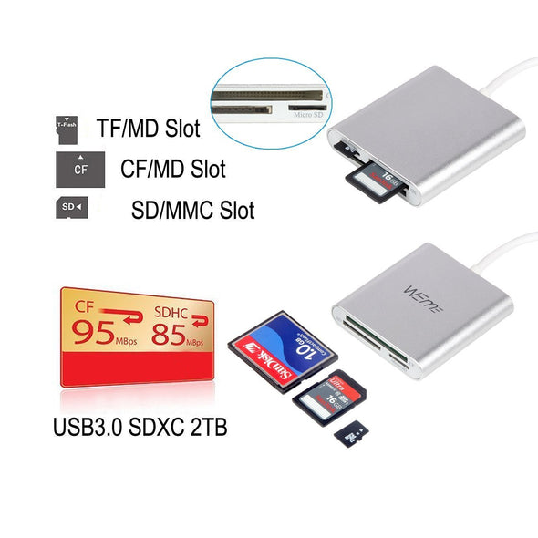 Compact Flash Card Reader WEme