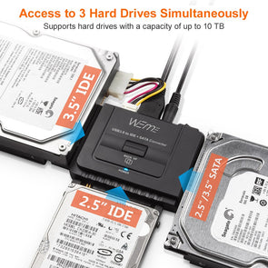 USB Hard Drive Adapter
