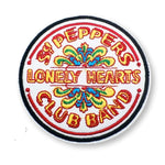 Sgt Peppers Embroidered Patch