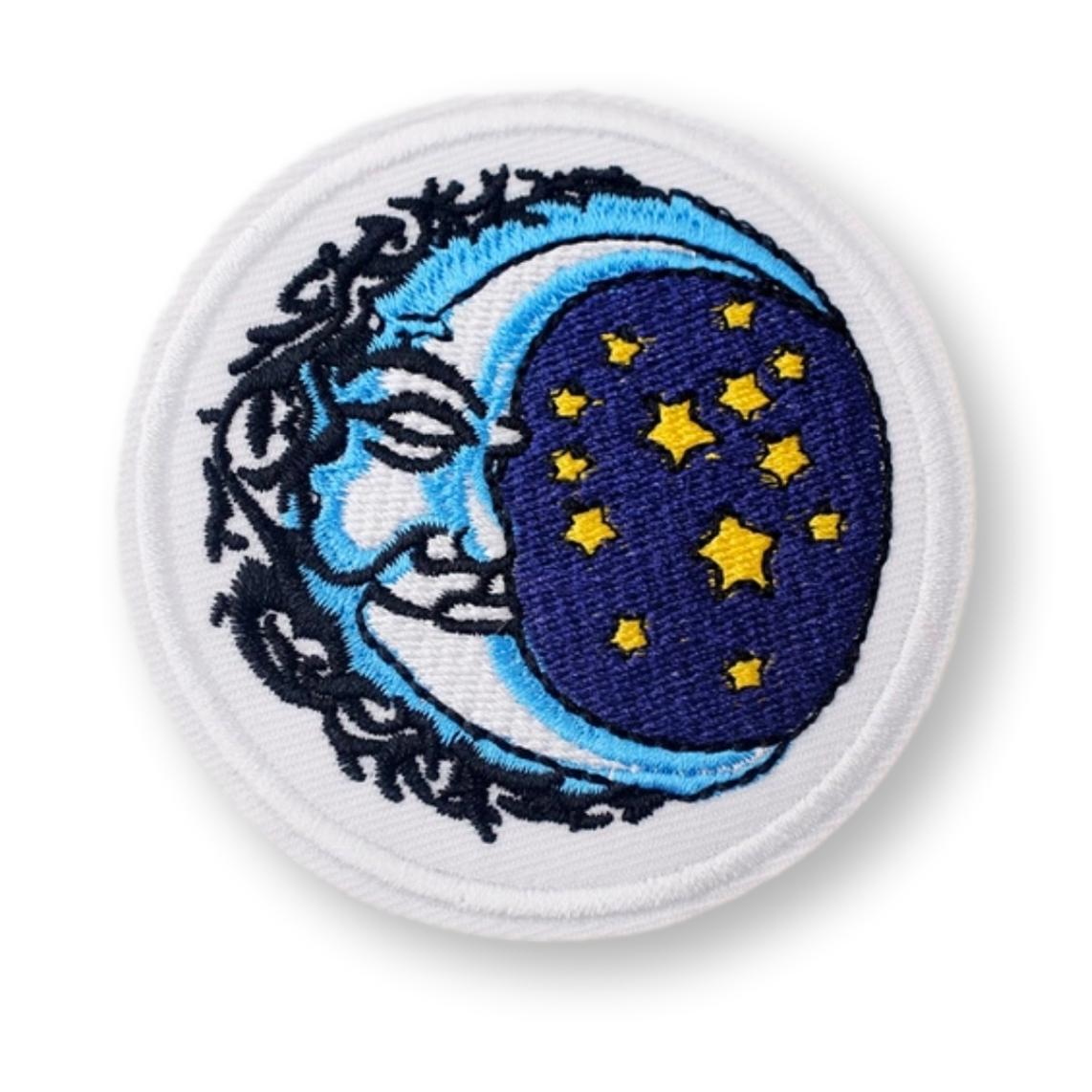 Moon Dreamer Embroidered Patch