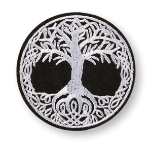 Tree of Life Embroidered Patch