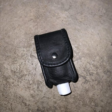 Load image into Gallery viewer, Hand Sanitizer Case with Belt Attachment in Black