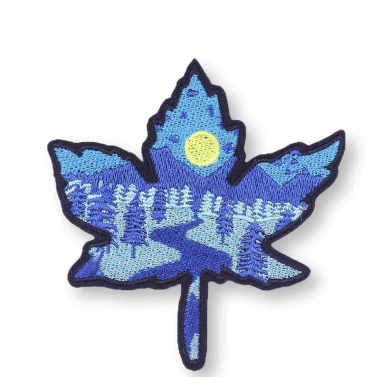 The Great Maple Embroidered Patch