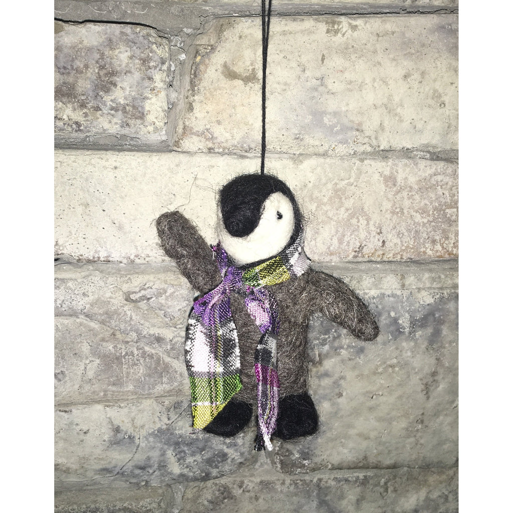Wool Penguin Ornament *Limited Edition*