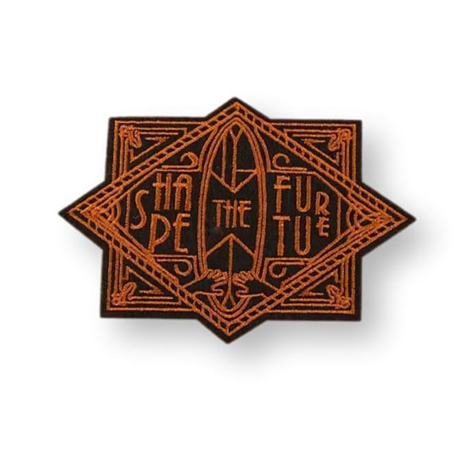 Shape the Future Embroidered Patch