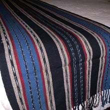Load image into Gallery viewer, Guatemalan Woven Bed Runner/Throw/Table Runner #5