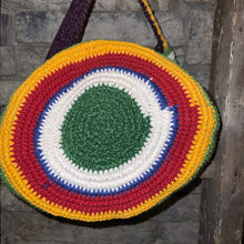 "Load image into Gallery viewer, Mayan Crochet tote ""Marina"""