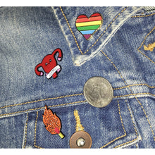Load image into Gallery viewer, Pride Enamel Pin
