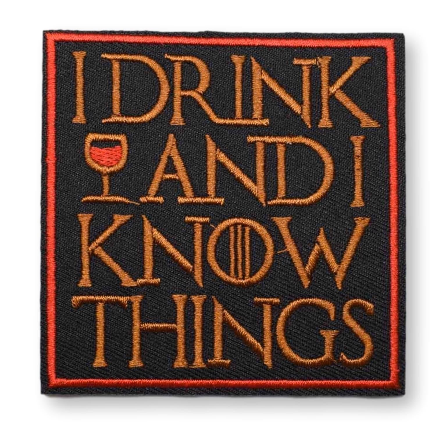 Game Of Thrones Embroidered Patch