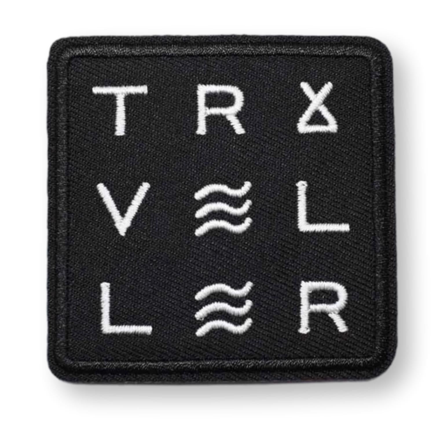 Traveller Embroidered Patch