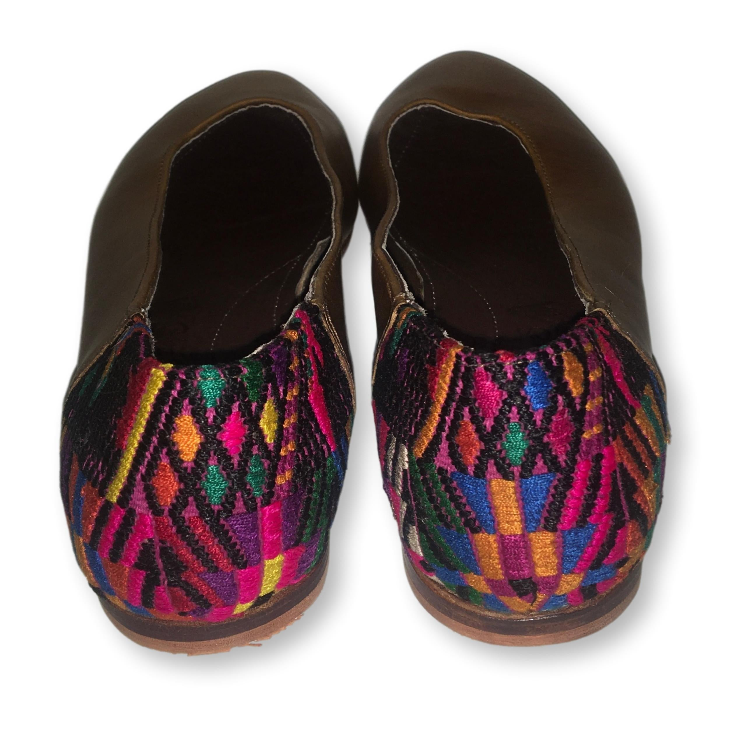 Guatemalan Handcrafted Flats Best Fit 8.5-9