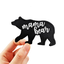 Load image into Gallery viewer, Mama Bear Embroidered Patch