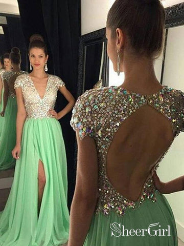 products/a-line-v-neck-beaded-bodice-chiffon-long-prom-dresses-with-cap-sleevesapd1677.jpg