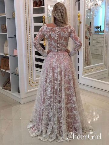 products/a-lineprincess-ivory-lace-long-sleeves-wedding-dresses-apd3034-2.jpg
