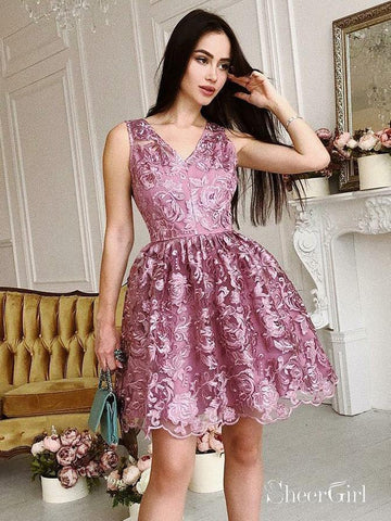 products/vintage-flower-lace-homecoming-dresses-v-neck-retro-short-prom-dress-ard1590-2.jpg