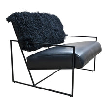 Load image into Gallery viewer, Barracuda Faux Fur Lounge Chair