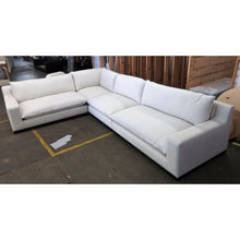 Load image into Gallery viewer, Modern Bixby Knife Edge Modular Sectional