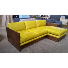 Load image into Gallery viewer, Norton Chaise Sectional Sofa