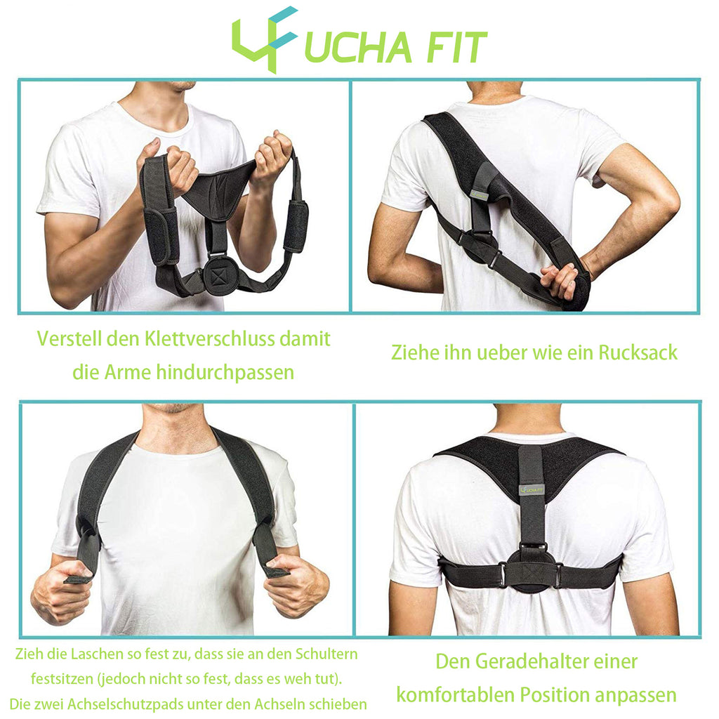 How to wear posture corrector currently