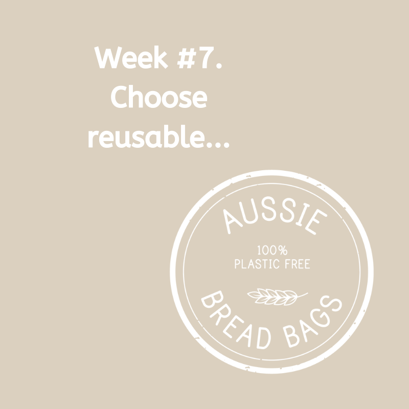 Week #7. Choose Reusable