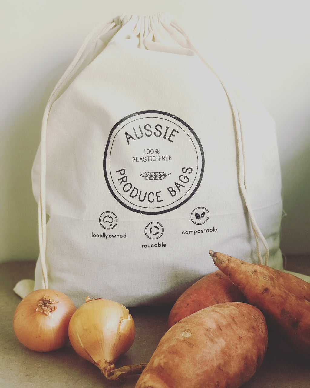 Aussie Produce Bags