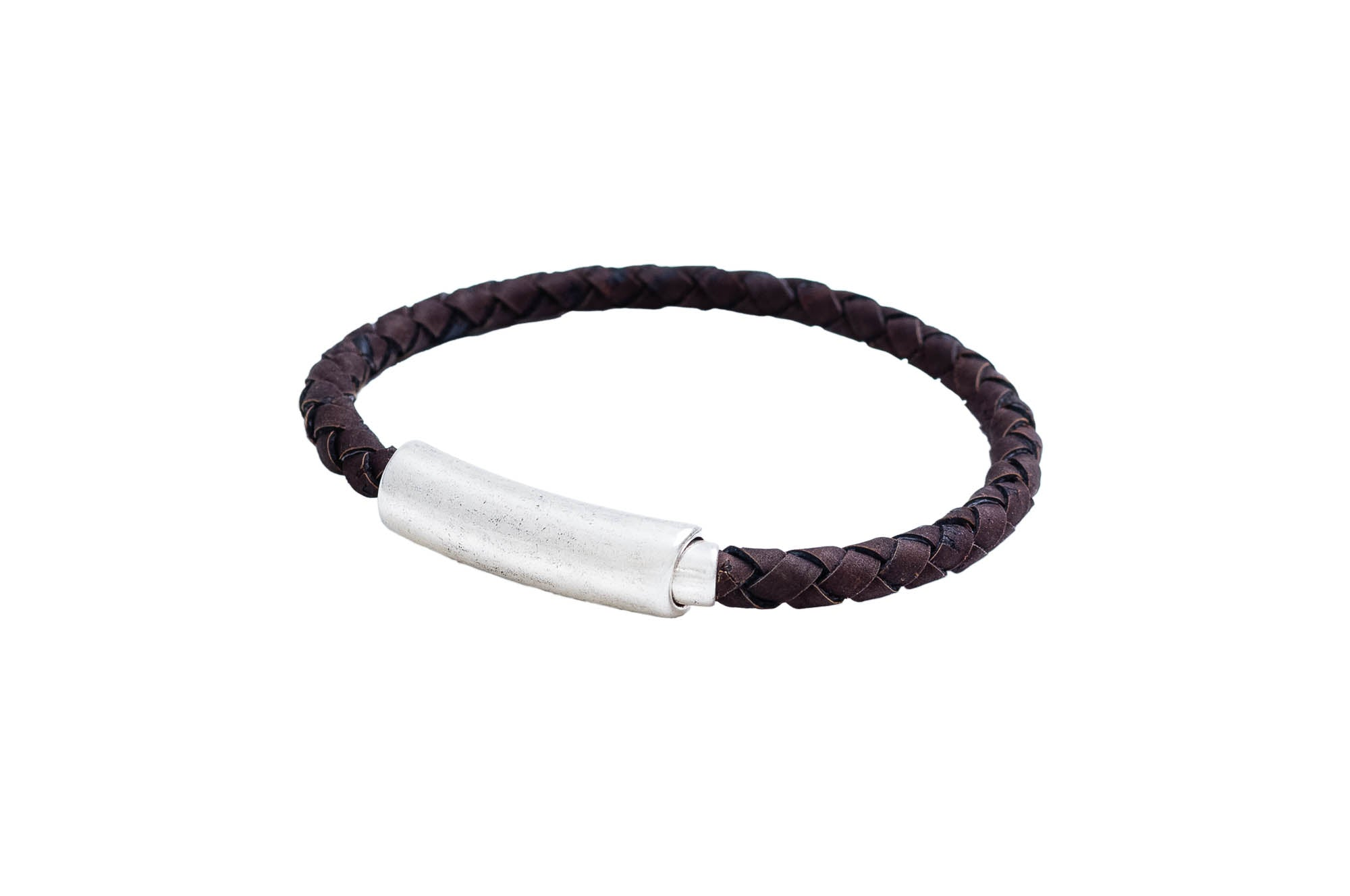 Plaited Bracelets Mens