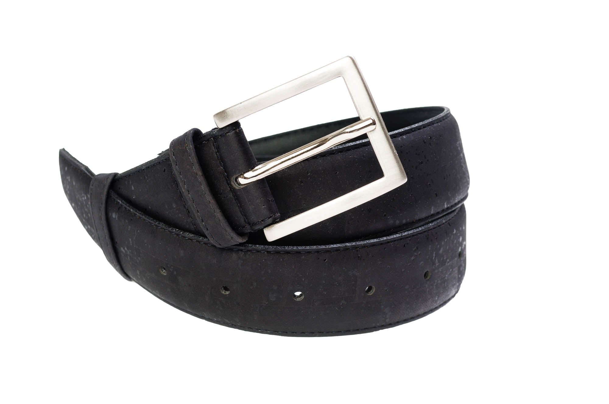 Black Vegan Belt for Men UK