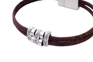 Faux Leather Bracelets UK