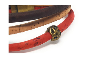 Vegan Leather Bracelets