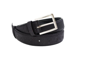 belt 30 mm vegan men black uk