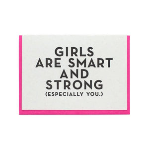 Constellation & Co. - Girls Are Smart And Strong