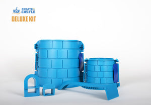 Sand and Snow Castle - Deluxe Kit