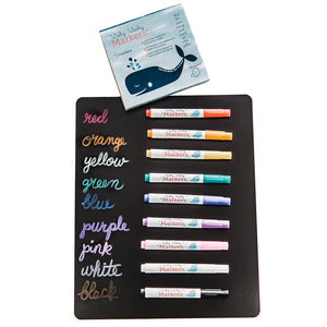 Wishy Washy Markers - Set of 9