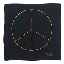 Load image into Gallery viewer, Peace Organic Charity Swaddle for Alliance of Moms