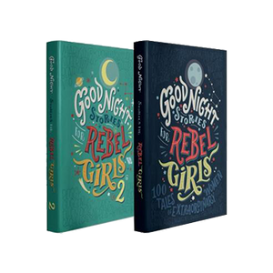 GoodNight Stories for Rebel Girls - Gift Box Set : 200 Tales of Extraordinary Women