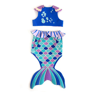 Mermaid Vest  Dress Up