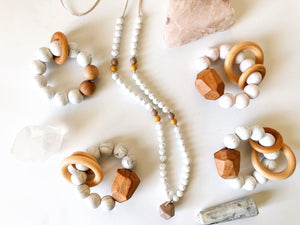 The Teething Necklace