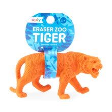 Load image into Gallery viewer, Eraser Zoo Tiger