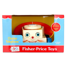 Load image into Gallery viewer, Fisher Price Chatter Phone